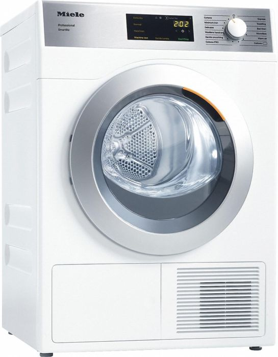 Miele Freestanding Condenser Tumble Dryer Heat Pump PDR300HP - White Image 1
