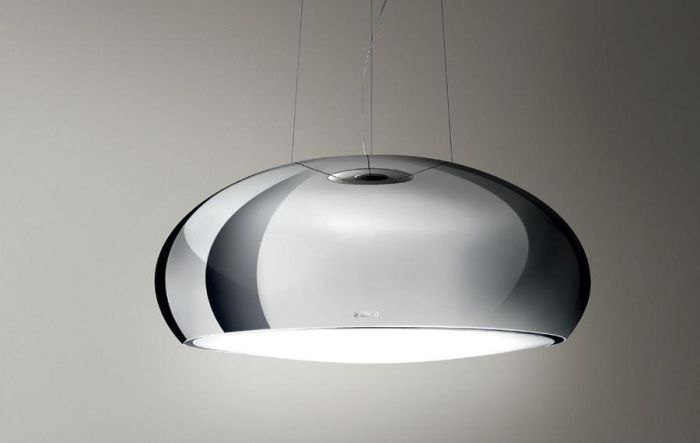 Elica Ceiling Mounted Hood PEARL - Various Colours Image 1