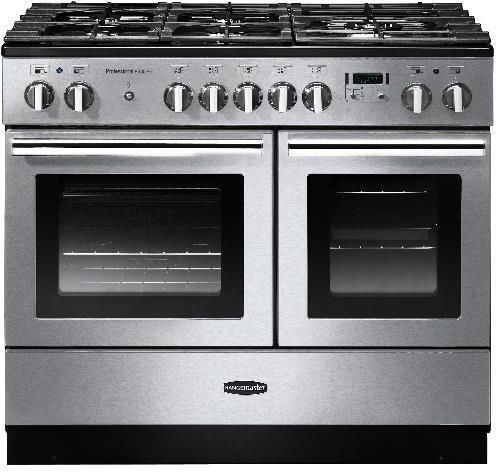 Rangemaster Range Cooker Dual Fuel PROPL100FXDFF - Various Colours Image 1
