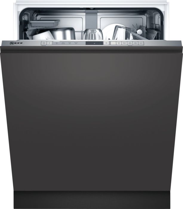 NEFF Built In 60 Cm Dishwasher Fully S353HAX02G - Fully Integrated Image 1