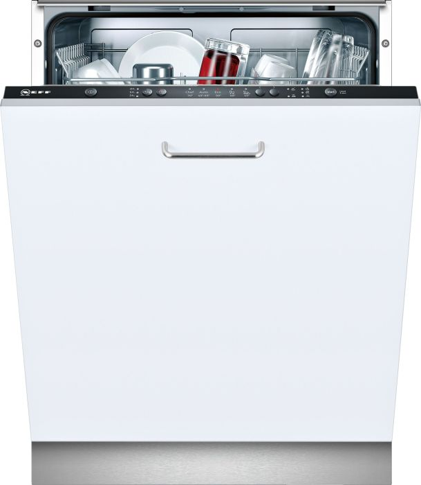 NEFF Built In 60 Cm Dishwasher Fully S511A50X0G - Fully Integrated Image 1