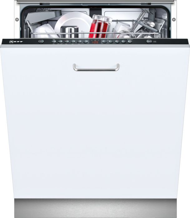 NEFF Built In 60 Cm Dishwasher Fully S513G60X0G - Fully Integrated Image 1