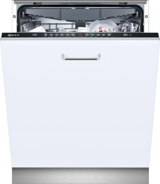 NEFF Built In 60 Cm Dishwasher Fully S513K60X1G - Fully Integrated Image 1