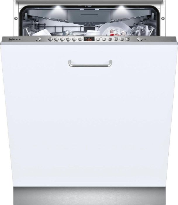 NEFF Built In 60 Cm Dishwasher Fully S513N60X1G - Fully Integrated Image 1