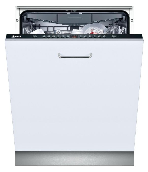 NEFF Built In 60 Cm Dishwasher Fully S513N60X2G - Fully Integrated Image 1