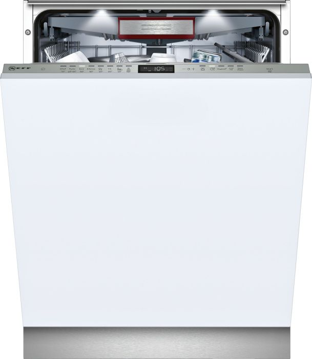 NEFF Built In 60 Cm Dishwasher Fully S515T80D1G - Fully Integrated Image 1