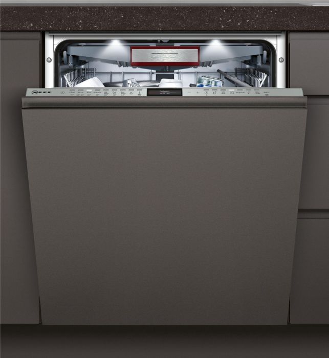 NEFF Built In 60 Cm Dishwasher Fully S517T80D6E - Fully Integrated Image 1