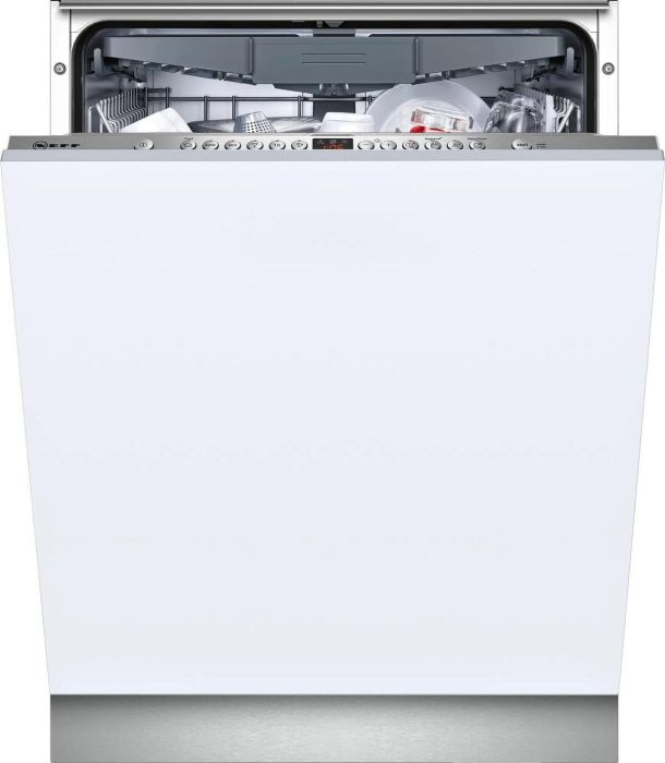NEFF Built In 60 Cm Dishwasher Fully S713N60X1G - Fully Integrated Image 1