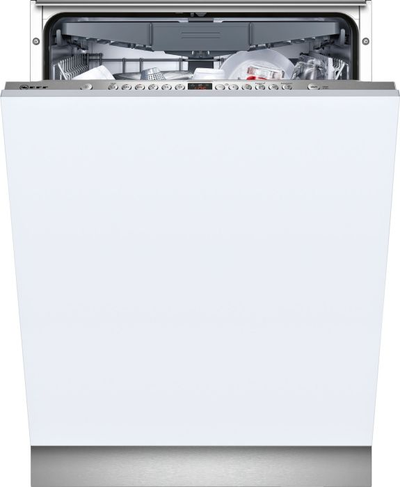 NEFF Built In 60 Cm Dishwasher Fully S723N60X1G - Fully Integrated Image 1