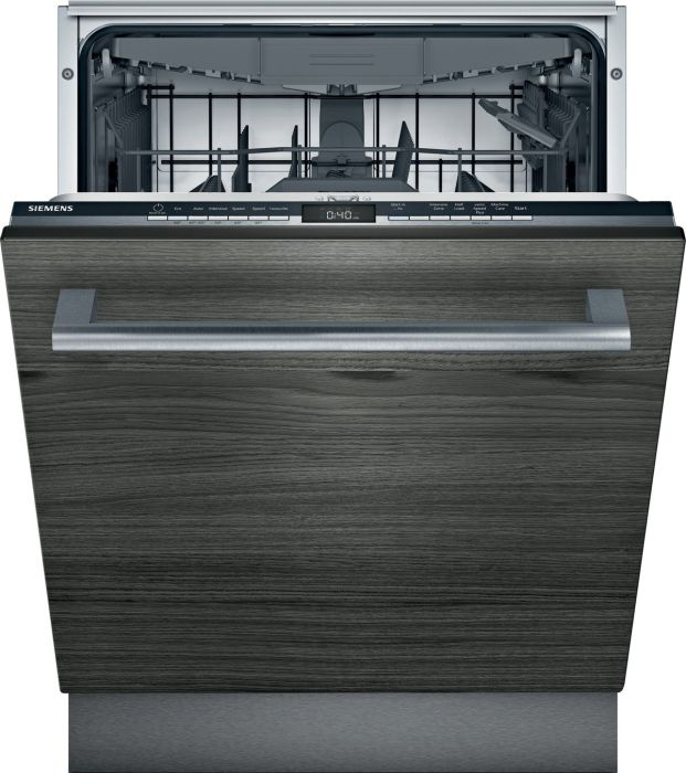 Siemens Built In 60 Cm Dishwasher Fully SE73HX42VG - Fully Integrated Image 1