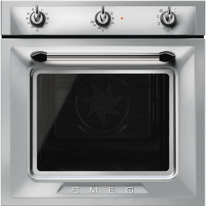 Smeg Single Oven Electric SF6905X1 - Stainless Steel Image 1