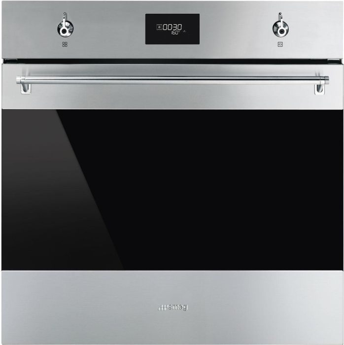 Smeg Single Oven Electric SFP6301TVX - Stainless Steel Image 1