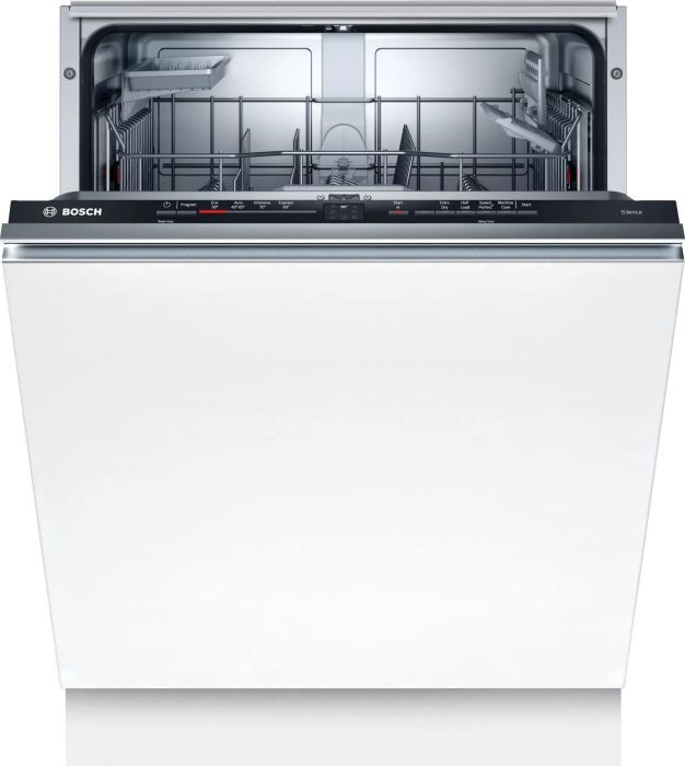 Bosch Built In 60 Cm Dishwasher Fully SGV2HAX02G - Fully Integrated Image 1