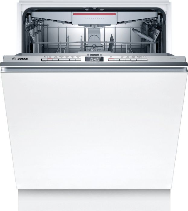 Bosch Built In 60 Cm Dishwasher Fully SGV4HCX40G - Fully Integrated Image 1