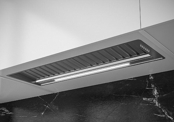 Sirius Canopy Hood SI-TUR-850-BISS - Stainless Steel Image 1