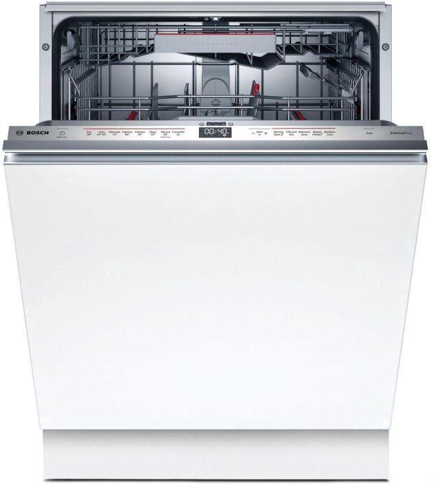 Bosch Built In 60 Cm Dishwasher Fully SMD6EDX57G - Fully Integrated Image 1