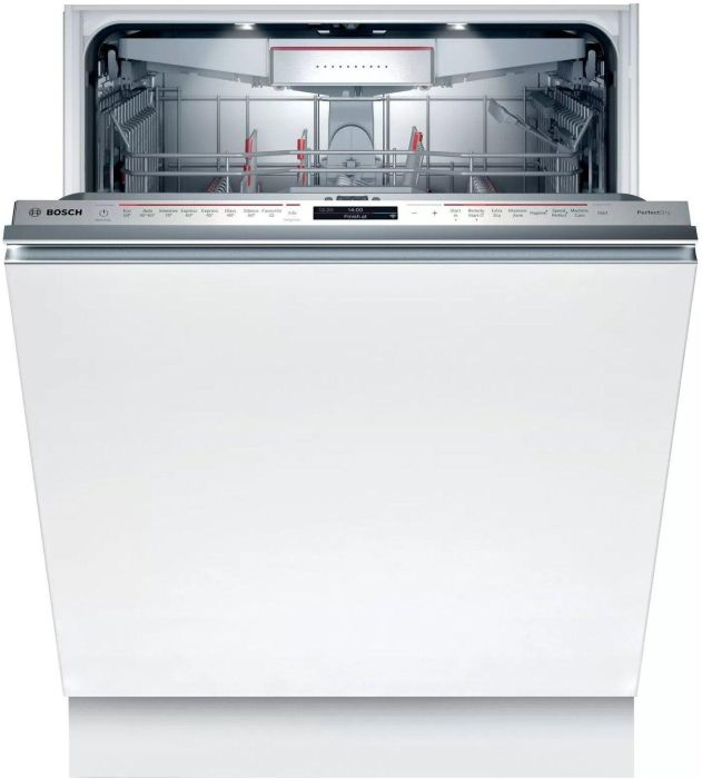Bosch Built In 60 Cm Dishwasher Fully SMD8YCX01G - Fully Integrated Image 1