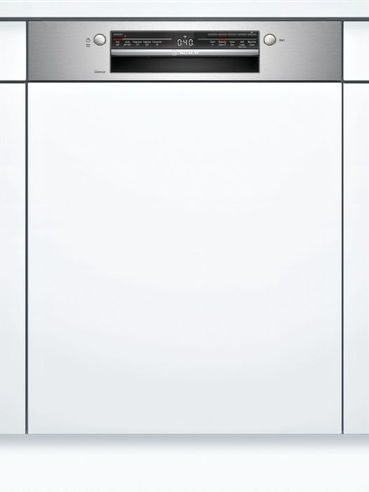 Bosch Built In 60 Cm Dishwasher Semi SMI2ITS33G - Stainless Steel Image 1