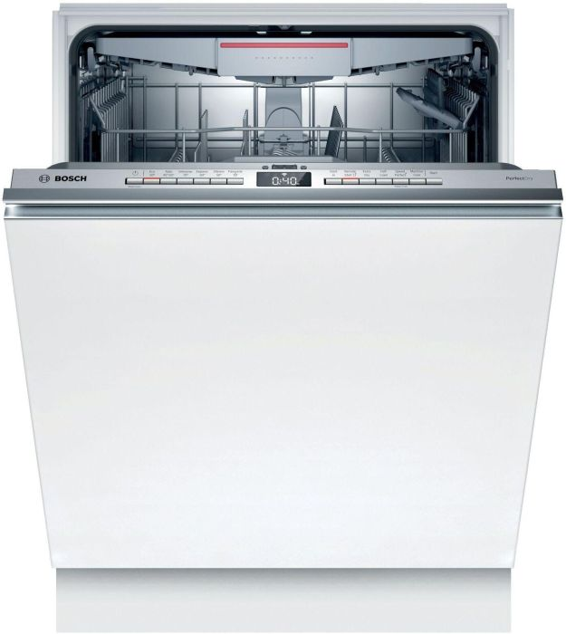 Bosch Built In 60 Cm Dishwasher Fully SMV6ZCX01G - Fully Integrated Image 1