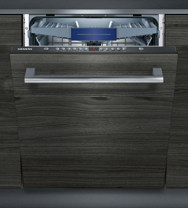 Siemens Built In 60 Cm Dishwasher Fully SN636X00KG - Fully Integrated Image 1