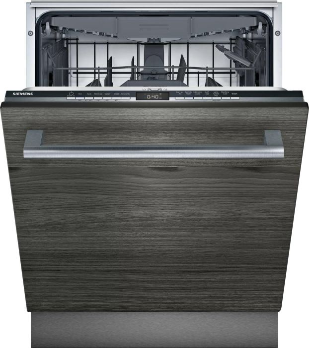 Siemens Built In 60 Cm Dishwasher Fully SN63HX52CG - Fully Integrated Image 1