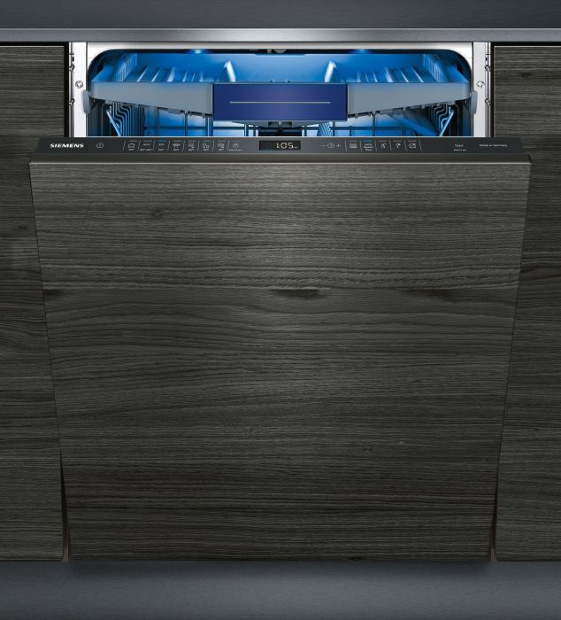 Siemens Built In 60 Cm Dishwasher Fully SN658D00MG - Fully Integrated Image 1