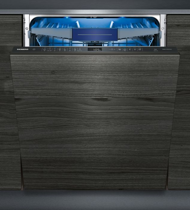 Siemens Built In 60 Cm Dishwasher Fully SN658D01NG - Fully Integrated Image 1