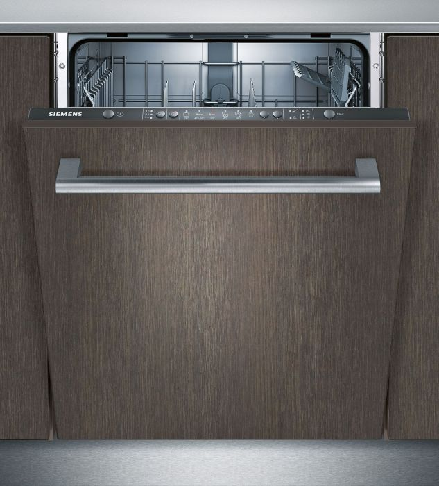 Siemens Built In 60 Cm Dishwasher Fully SN66D000GB - Fully Integrated Image 1