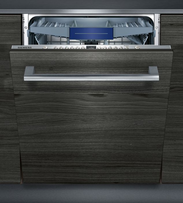 Siemens Built In 60 Cm Dishwasher Fully SN736X19NE - Fully Integrated Image 1