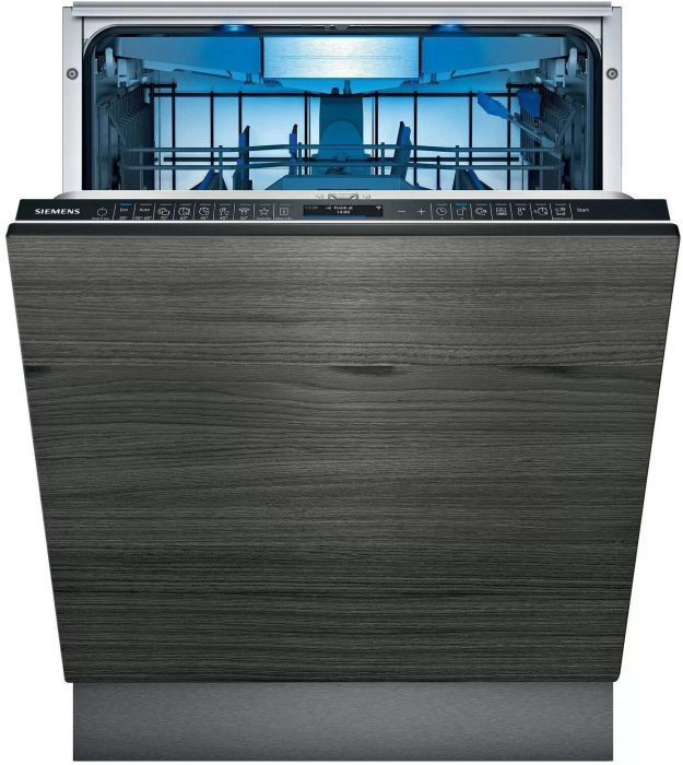 Siemens Built In 60 Cm Dishwasher Fully SN87YX01CE - Fully Integrated Image 1