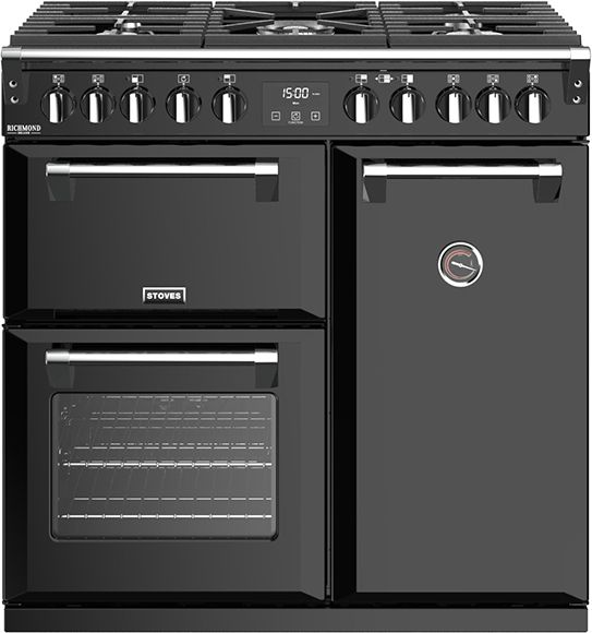 Stoves Range Cooker Dual Fuel ST-RICH-DX-S900DF - Various Colours Image 1