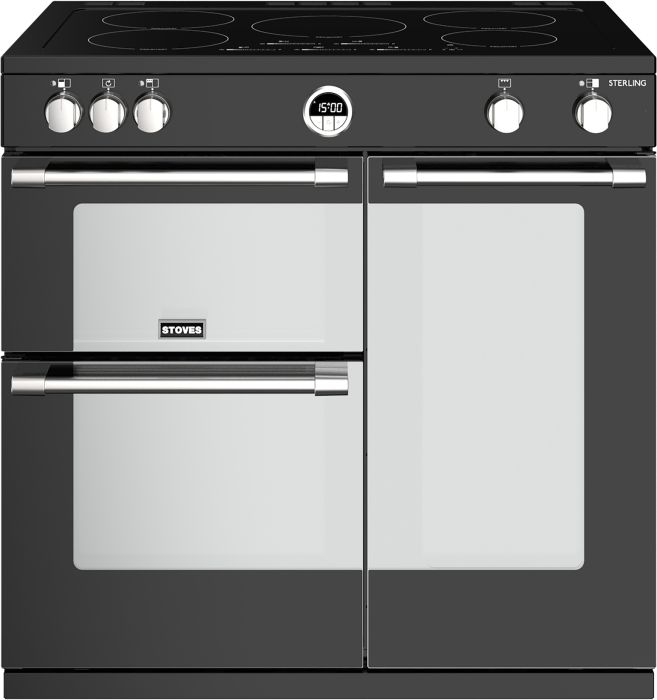Stoves Range Cooker Induction ST-STER-S900EI - Various Colours Image 1