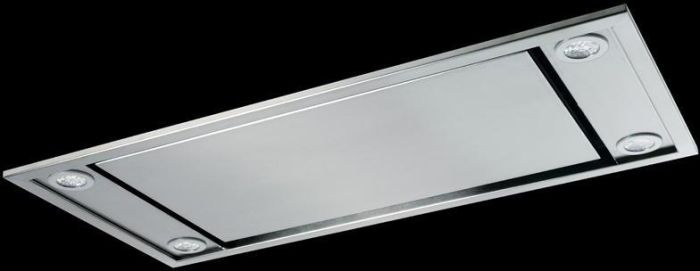Westin Ceiling Integrated STRATUS-900X800-I - Stainless Steel Image 1