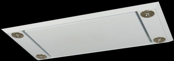Westin Ceiling Integrated STRATUS-COMPACT-900X600-I-WH - Painted White Image 1