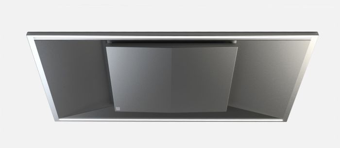 Westin Ceiling Integrated STRATUS-EDGE-1200-SS - Stainless Steel No Lighting Image 1