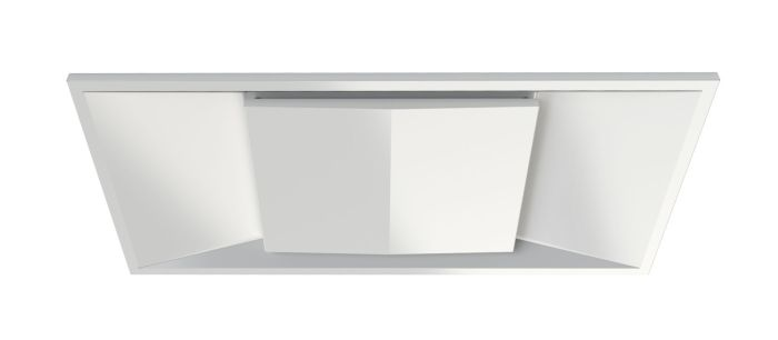 Westin Ceiling Integrated STRATUS-EDGE-1200-WH - Painted White No Lighting Image 1