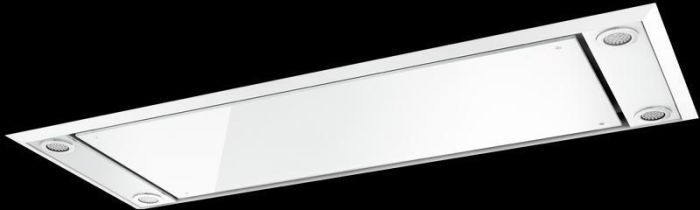 Westin Ceiling Integrated STRATUS-VETRO-900X440-SEM2-WG - White Glass Image 1