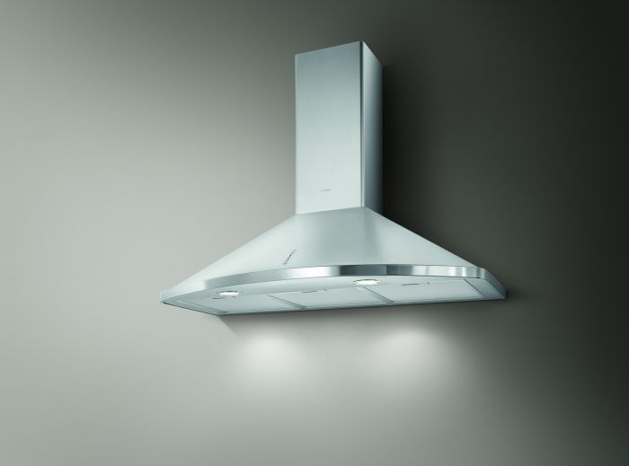 Elica Chimney Hood SUN-60 - Stainless Steel Image 1