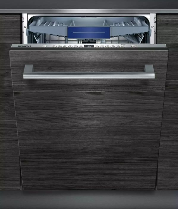 Siemens Built In 60 Cm Dishwasher Fully SX736X19NE - Fully Integrated Image 1