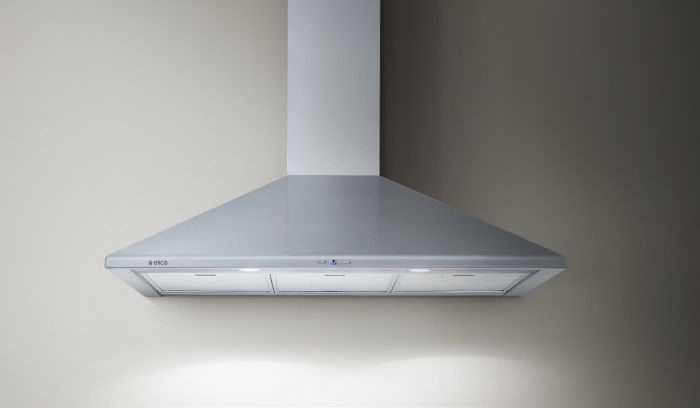 Elica Chimney Hood TAMAYA60HP - Stainless Steel Image 1