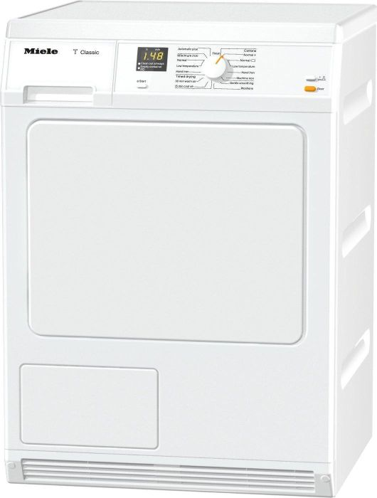 Miele Freestanding Condenser Tumble Dryer TDA150C - White Image 1