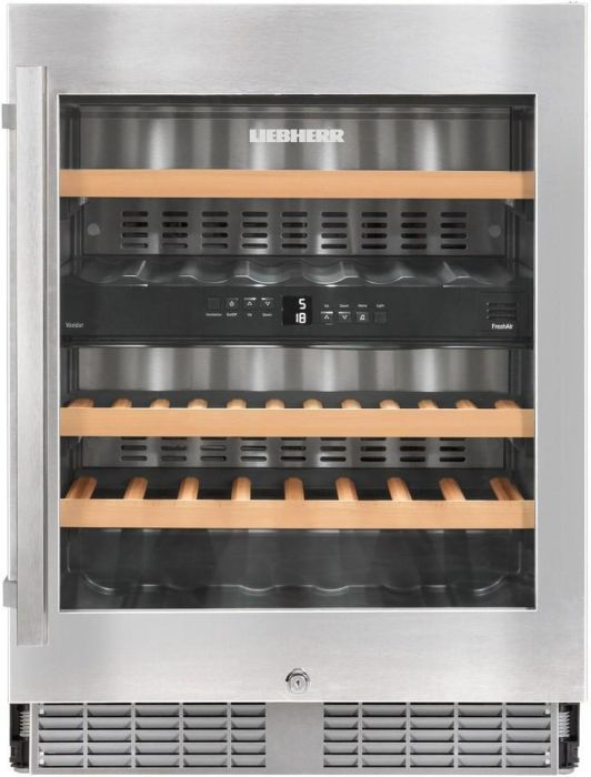 Liebherr Built In Wine Cooler UWTES1672 - Silver Image 1