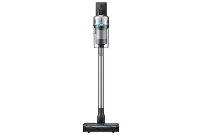 Samsung Upright Cleaner VS20R9042S2 - Grey / Silver Image 1