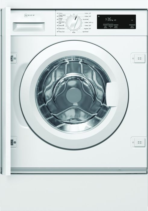 NEFF Built In Washing Machine Fully W543BX1GB - Fully Integrated Image 1