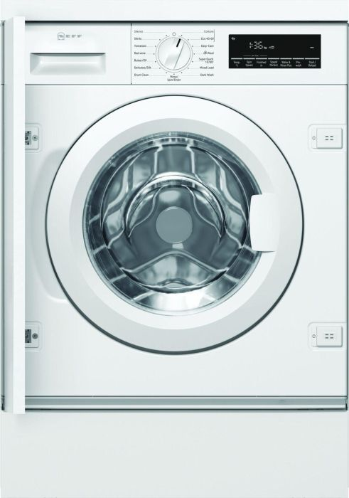 NEFF Built In Washing Machine Fully W544BX1GB - Fully Integrated Image 1