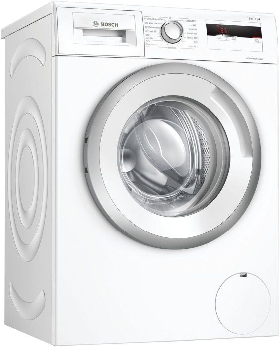 Bosch Freestanding Washing Machine WAN28081GB - White Image 1