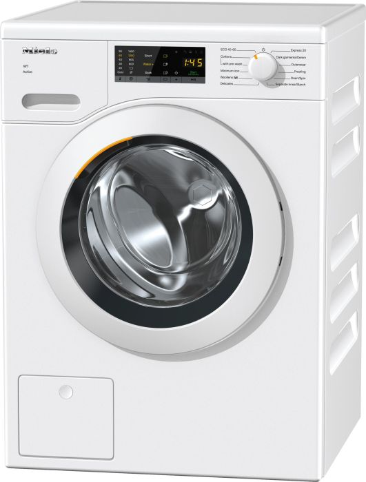 Miele Freestanding Washing Machine WCA020 - White Image 1