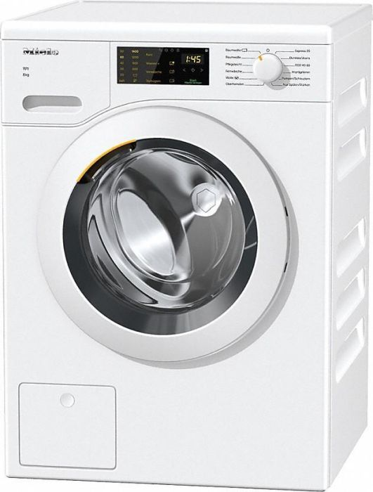 Miele Freestanding Washing Machine WCD120 - White Image 1