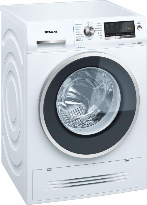 Siemens Freestanding Washer Dryer WD14H422GB - White Image 1