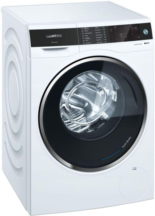 Siemens Freestanding Washer Dryer WD14U521GB - White Image 1